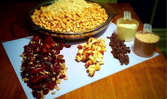 Gepuffter-Weizen-Protein-Riegel-2