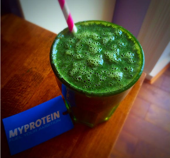 Myprotein Nutri Green Smoothie