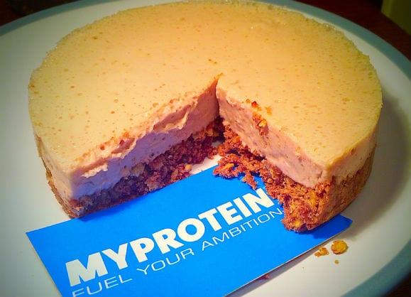 Protein-Käsekuchen-7