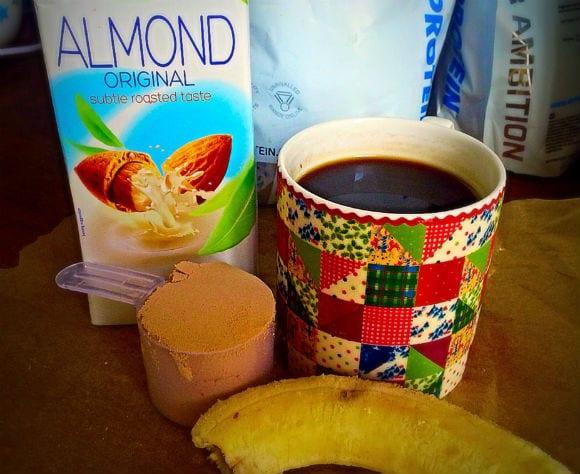 protein shake rezept