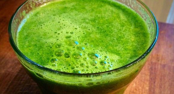 Detox Juice für den Morgen