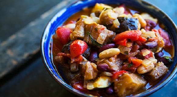 4 Bohnen Chili