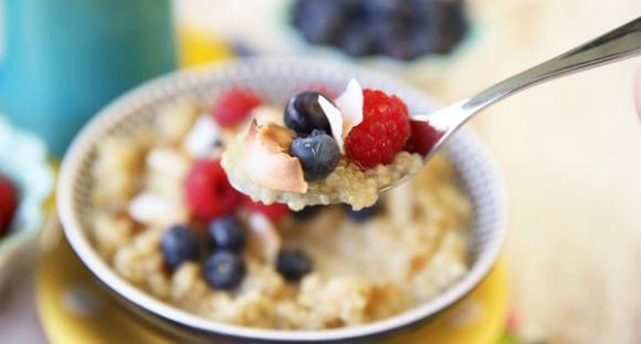 4. Quinoa zum Frühstück