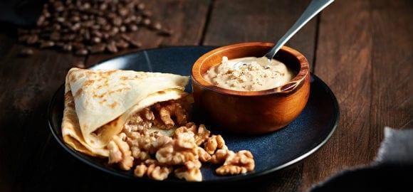 6. Protein Pancakes (Protein Pfannkuchen)