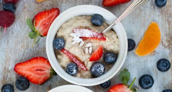 10. Haferkleie Frühstück – die perfekte Mahlzeit fuer die Diaet
