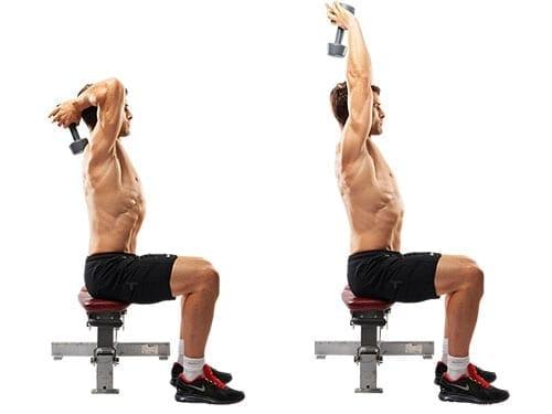 Bizeps und Trizeps: Die 6 besten Übungen für das Arm-Training