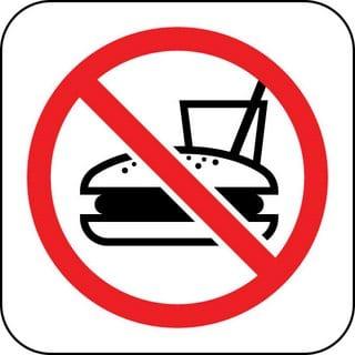 Abnehmtipp 4: Kein Fastfood