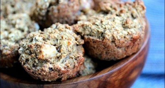 Herzhafte Nuss-Muffins