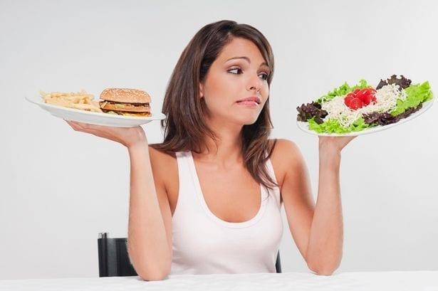 Diäten funktionieren einfach nicht