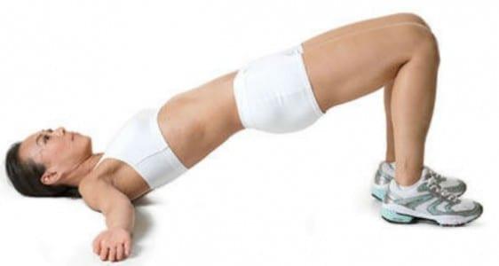 Straffer Po, straffe Schenkel: Die 7 besten Übungen für die Gesäßmuskulatur