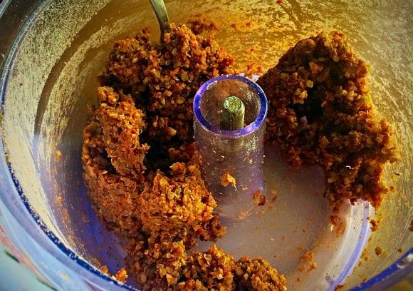 Quinoa Proteinriegel