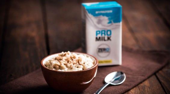 Protein ZERO Reis Pudding