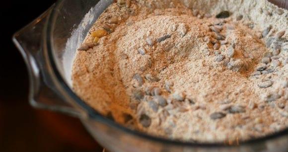 Mediterranes High Protein Brot