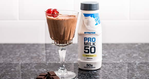 Mud Slider Protein Mocktail