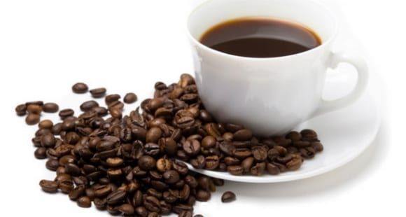 Schwarzer Kaffee bei IF