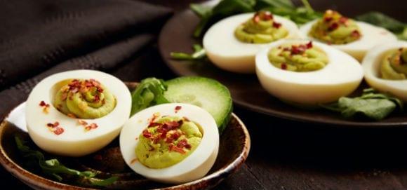 Eiweißhaltige Lebensmittel: Die 10 besten Proteinquellen