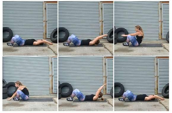 CrossFit Übung #2: Sit-Ups
