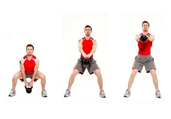 5 Kettlebell Übungen für Anfänger