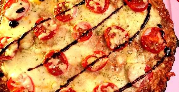 Protein-Pizzateig
