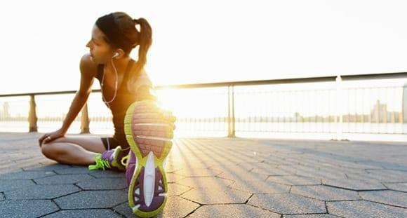 Marathon Training & Erholung