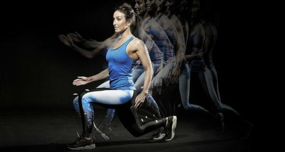Zirkeltraining | 5 Fatburner Übungen mit WBFF Pro Abby Pell