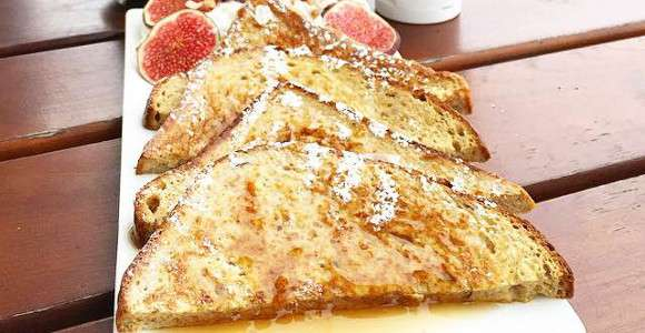 Proteinreicher French Toast