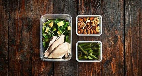 Tipp #1: Meal Prep – Halte es praktisch!