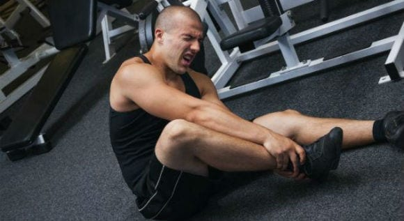 Erholung bei Verletzungen
