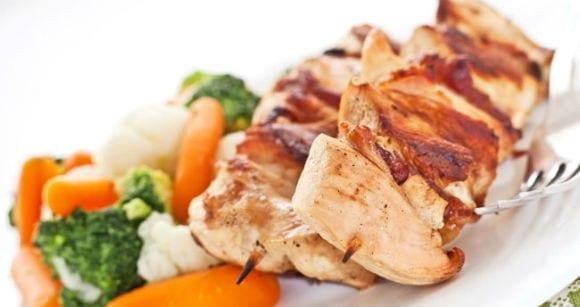 Tipp #4: Ernähre dich vernünftig