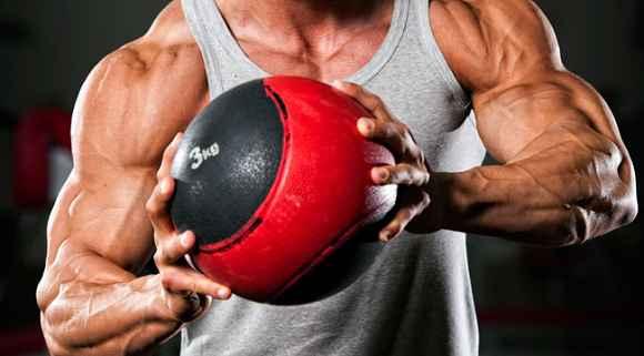 Medizinball-Training im Bodybuilding und Kraftsport – Teil 1