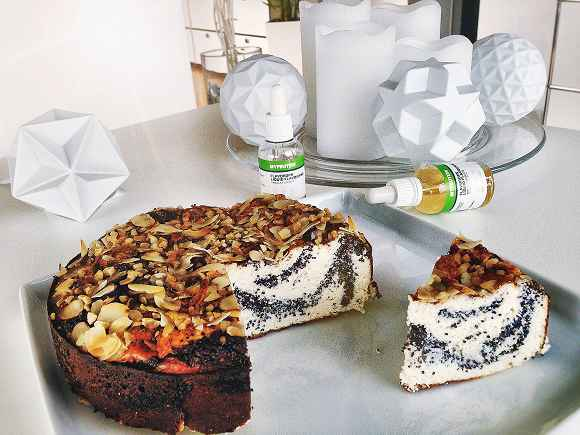 Weihnachtsrezept: Mohnkuchen