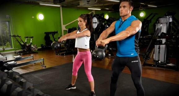 Tipp #4: Finde einen Trainingskumpanen!