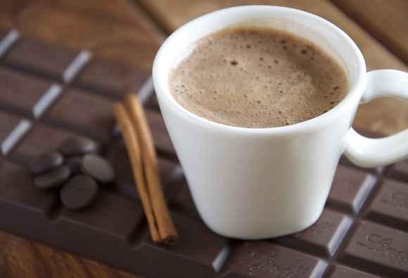 Tipp #5: Gönn dir ein Heißgetränk am Morgen
