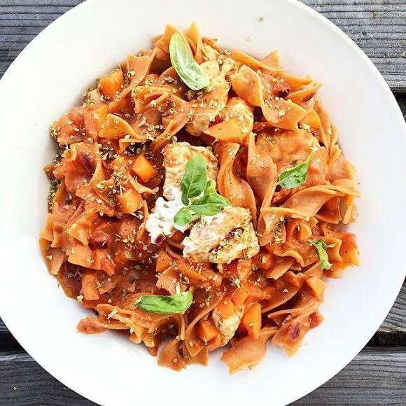 myprotein pasta