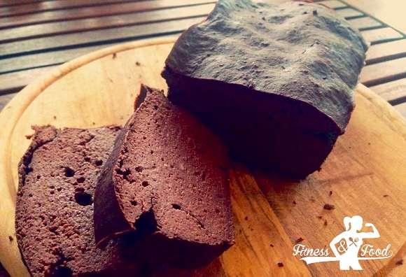 Post-Workout Protein Schoko-Kuchen