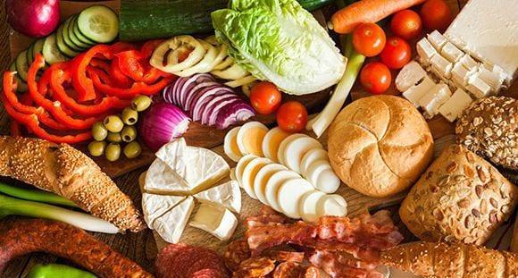 Ernährung & Pausen