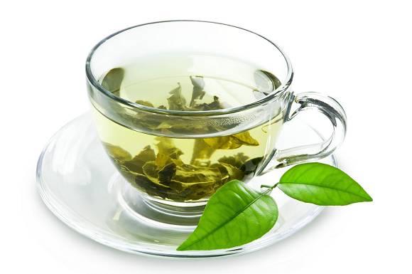 Lebensmittel #1: Grüner Tee