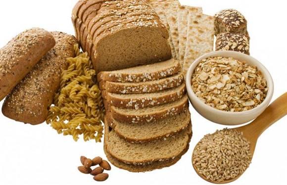 Lebensmittel #2: Vollkornprodukte