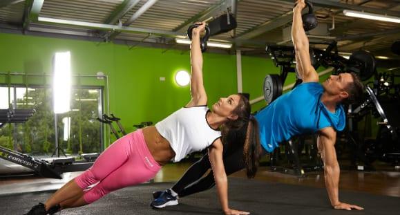 Vorteil #3: Bessere Balance und mehr Kraft für andere Sportarten