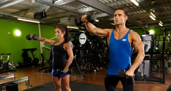 Tipp #7: Trainiere mit einem Freund