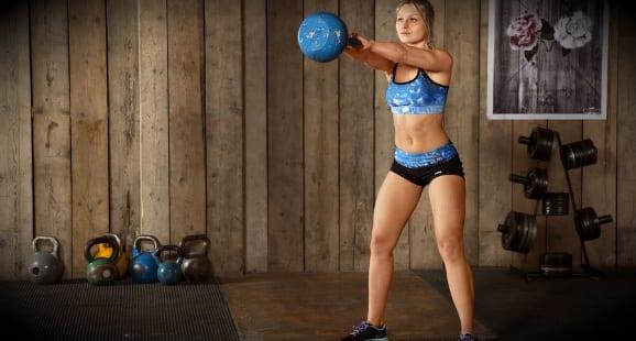 Gewicht verlieren oder den Körper formen?