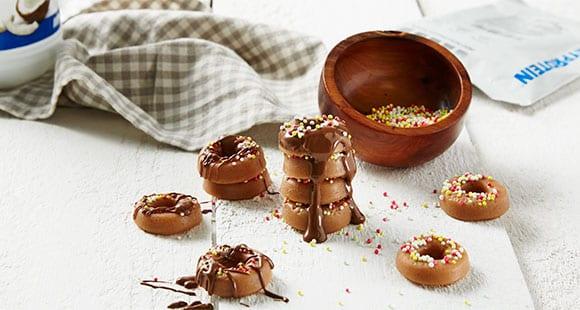 Mini Protein Donuts | Leckeres Oster-Rezept