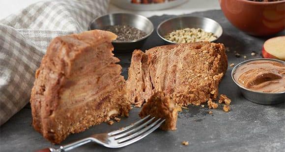 Apfel & Mandel Schichtkuchen | Früchte Kuchen Rezept