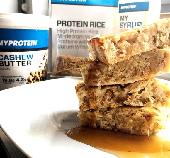 Protein Reiskuchen | Post-Workout Rezept