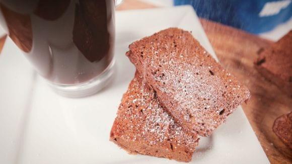 Süßkartoffel Brownies | Gesunde Protein Kuchen