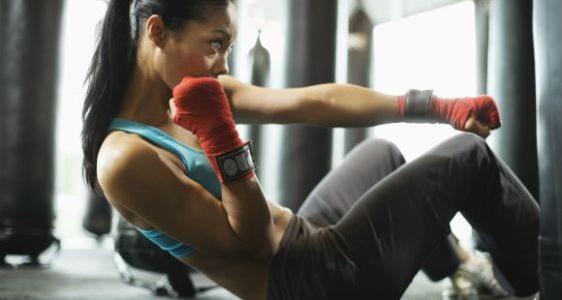 Tipp #3: Stärke deine Körpermitte