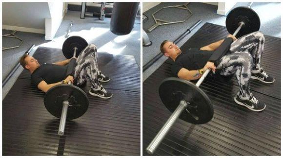 Übungen für den Unterkörper | Hip Hinge