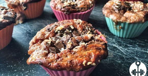 Trauben Muffins | Leckeres Fitness Dessert
