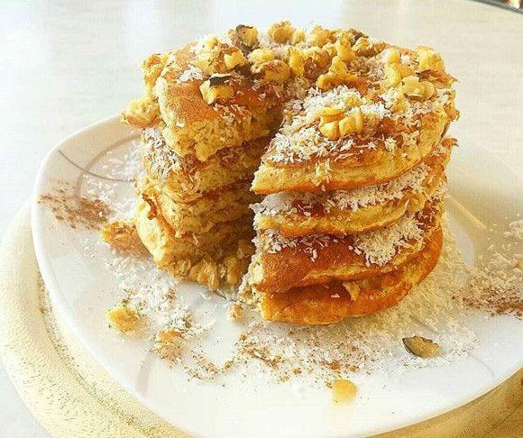 Fluffige Protein Pancakes | Power Frühstück