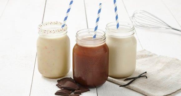 Geburtstagskuchen Protein Shake | 12 JAHRE STARK